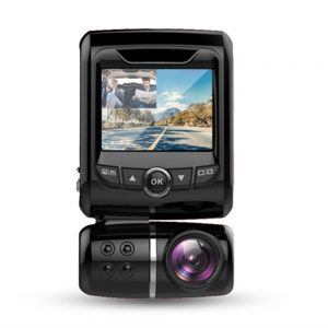 1080p Full HD Dual Dashcam With Real Night Vision