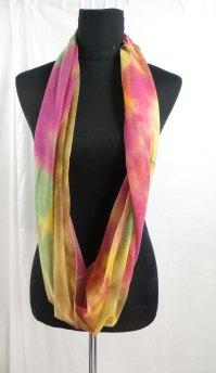 Wholesale 2-Loop Dye Infinity Scarves from Wholesalesarong ...