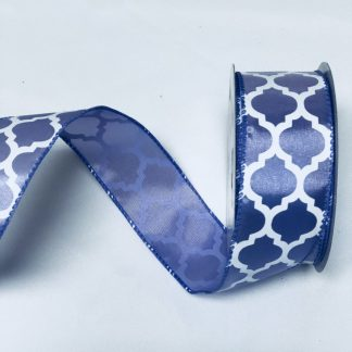 lavender satin ribbon