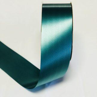 Hunter Green Waterproof Satin Ribbon