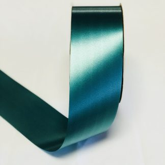 Hunter Green Waterproof Satin Ribbon