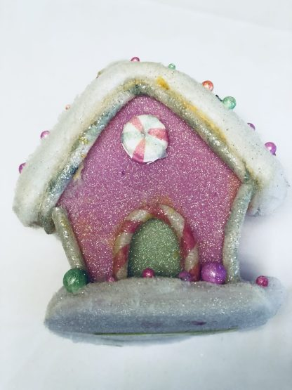 Candy House Ornament