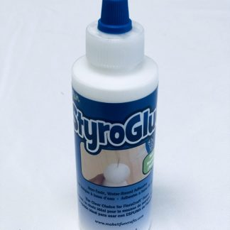 styrofoam glue