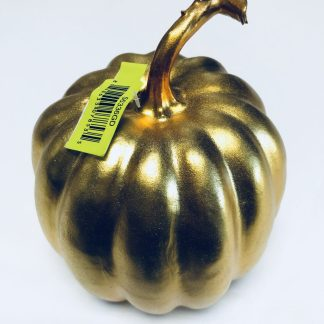 Gold Foam Pumpkin