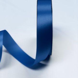 narrow periwinkle satin acetate ribbon