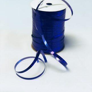 purple holographic curling ribbon