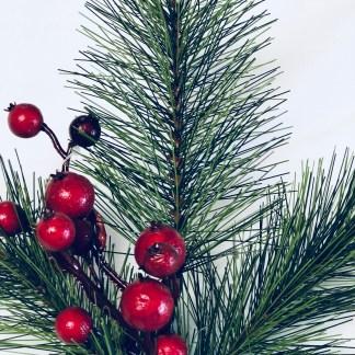 Sprays and Picks for Christmas