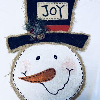 snowman hanger