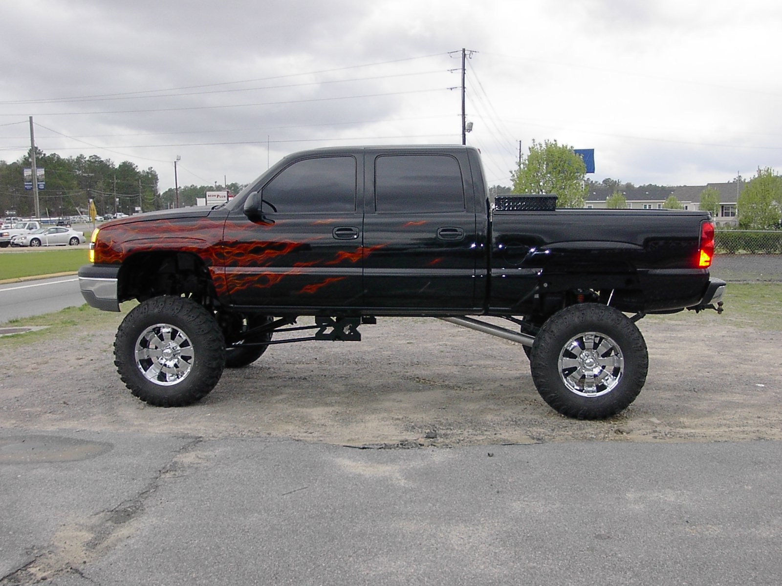 hight resolution of 2002 chevy tahoe 6 inch lift