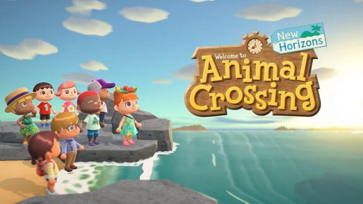 Animal Crossing New Horizons - Reveal
