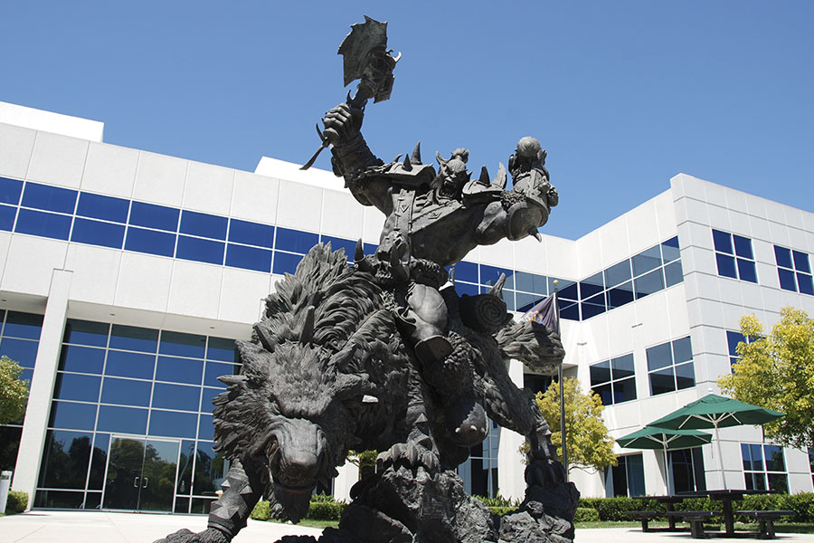 activision blizzard to launch
