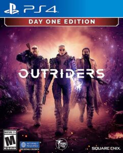 Outriders - Day One Edition - US - PS4