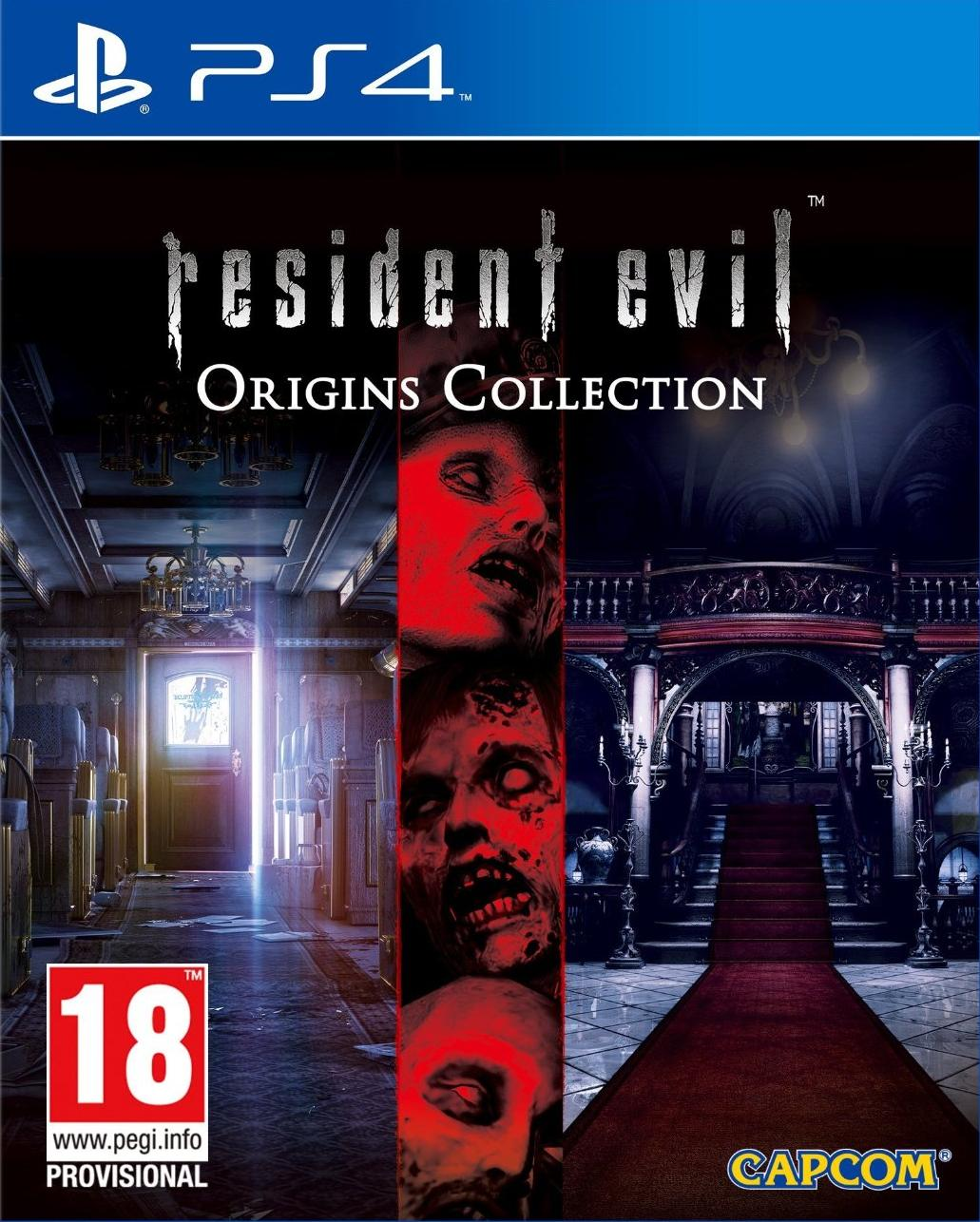 Resident Evil Origins Collection Wholesale  WholesGame