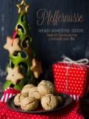 Pfeffernusse German Gingerbread Cookies Gluten Free Vegan-2