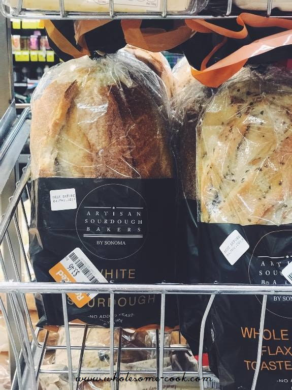 Bargain bread shopping and how to stop bread from going stale and mouldy