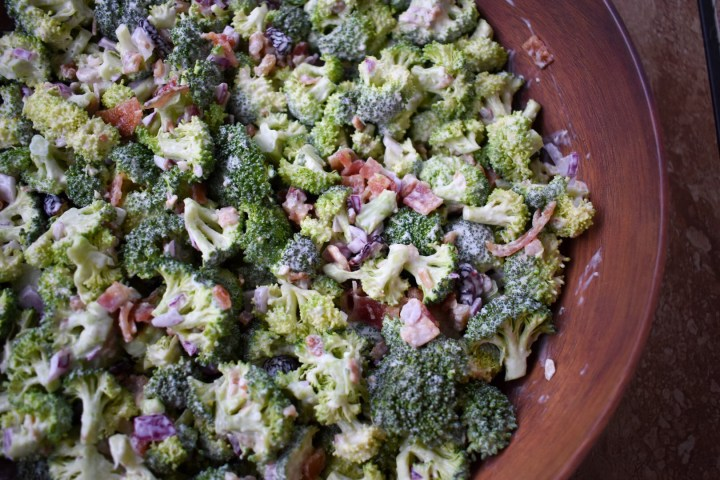 Broccoli Salad [Whole30 & Keto Friendly]