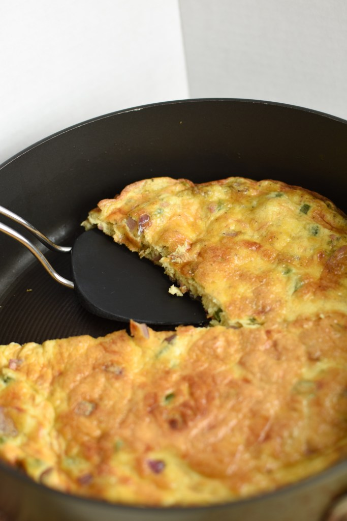 Whole30 Western Frittata | Wholesome-joy.com | @Wholesome_Joy