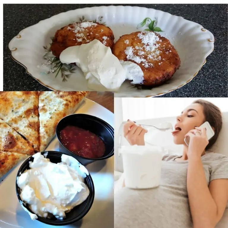 Sour Cream Pregnancy: Is it Safe to Eat Sour Cream While ...