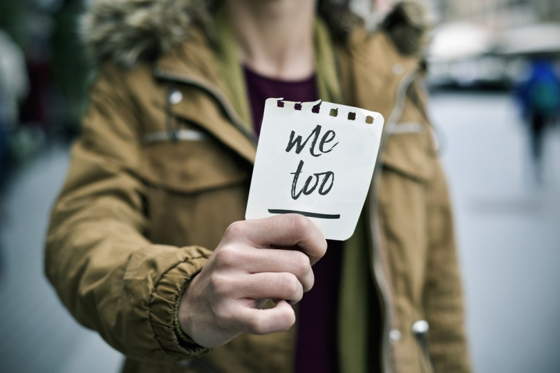 The 'Me Too' Obsession: The Danger Of The Movement