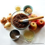 Apple Whiskey BBQ Sauce