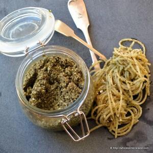 Vegan Kale Pesto
