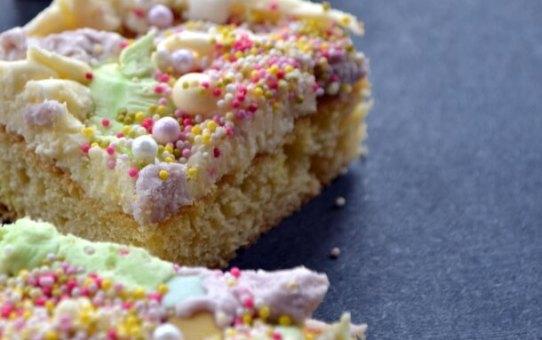 Plain Simple Vanilla Cake
