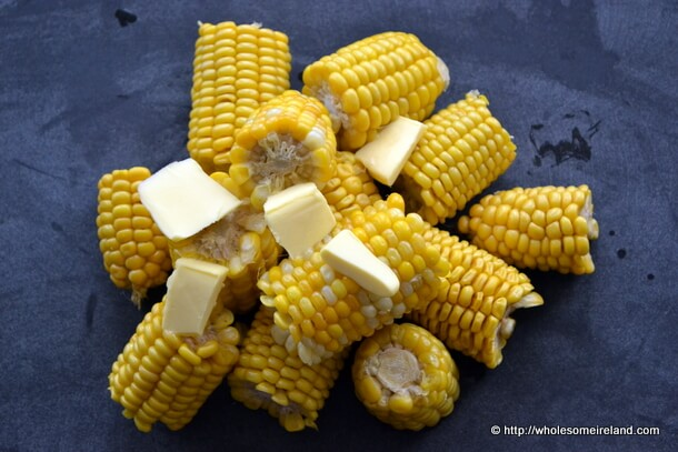 Sweetcorn - Wholesome Ireland