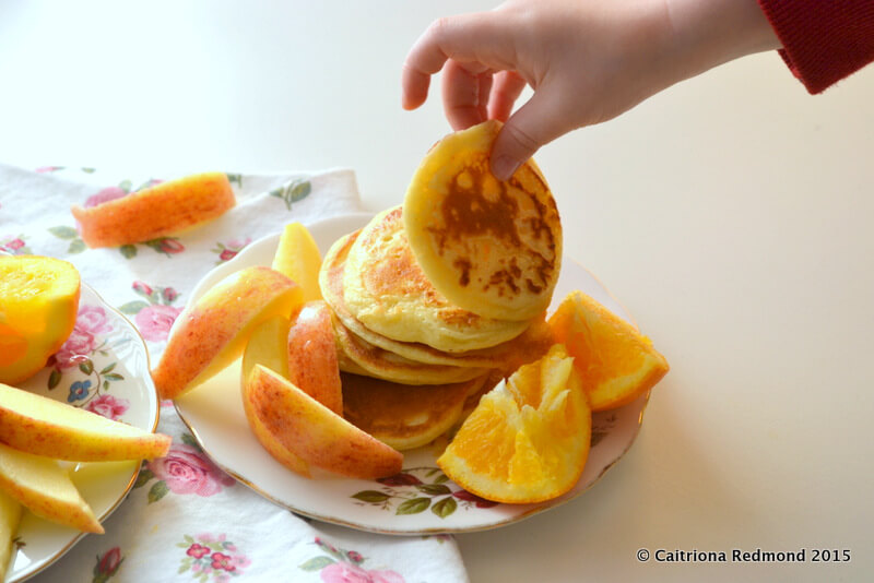 How To Make Pancakes - The Quick And Easy Way - Wholesome Ireland