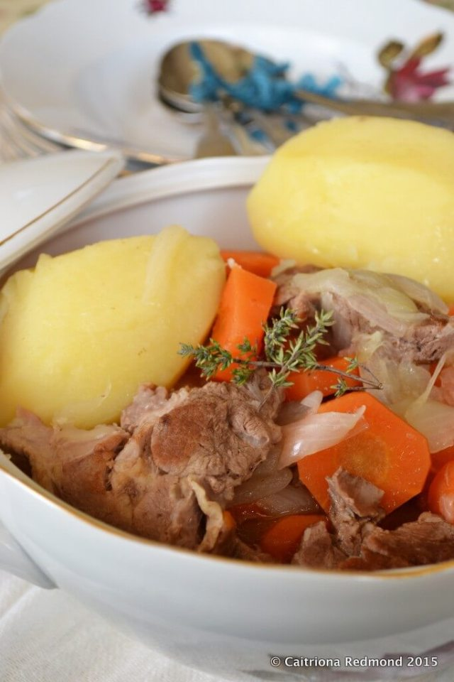 Irish Stew - Caitriona Redmond - Wholesome Ireland