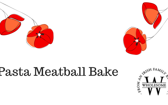 Pasta Meatball Bake – Recipe And Video