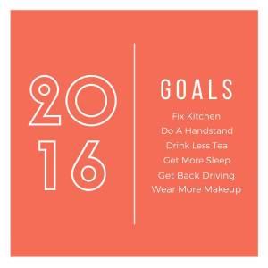 2016 Goals Image
