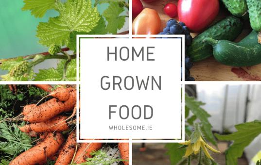 Homegrown Food 2017