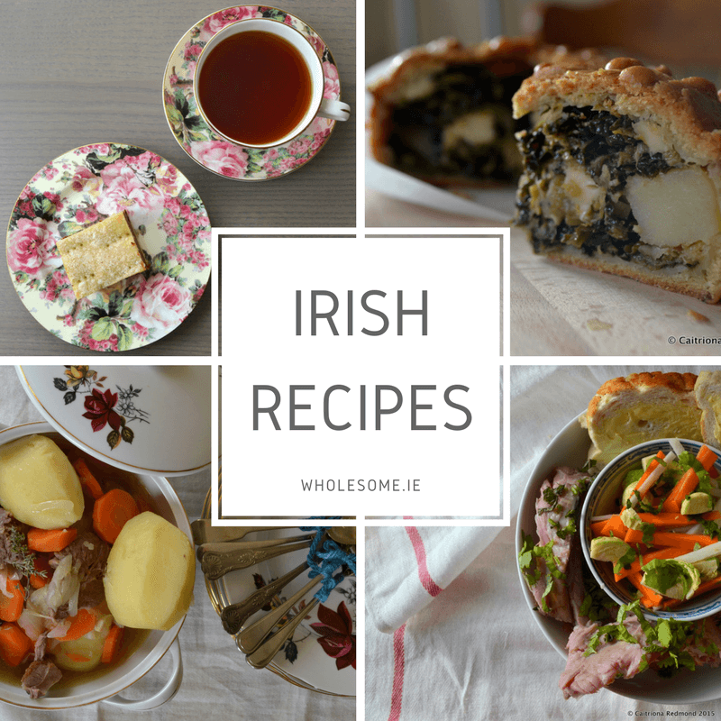 Rare Aul' Irish Recipes for 2017