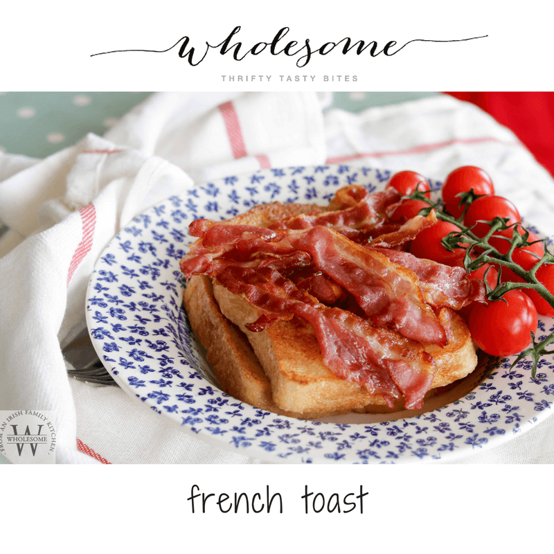 Sweet And Savoury French Toast Recipe