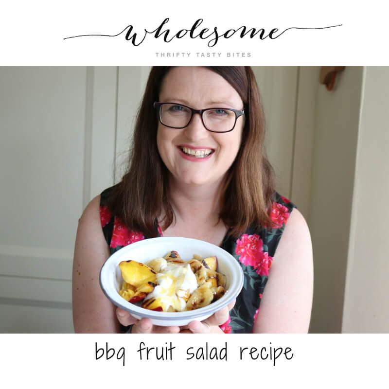 BBQ Fruit Salad Recipe