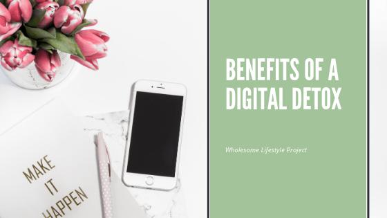 Digital Detox for intuitive eating