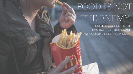 Is food to blame for binge eating?, How to stop Binge eating, Stop emotional eating