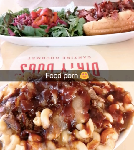 Montreal, Dirty Dogs, Poutine