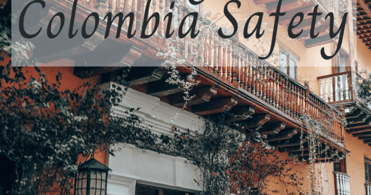 Cartagena Colombia Safety