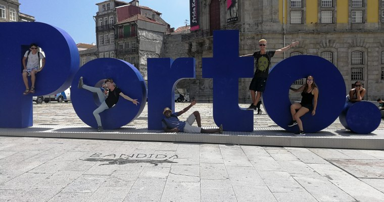 My Hilarious and Fun Porto Portugal Experience