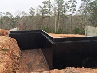 Basement Walls and Foundation Waterproofing