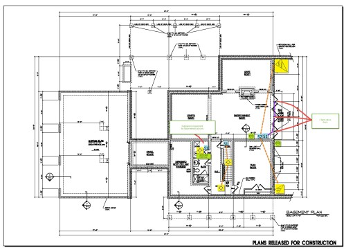small resolution of basement floor electrical plan