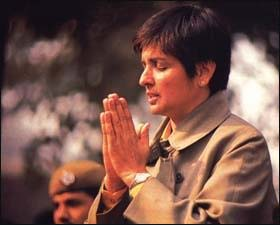 Dr. Kiran Bedi was India's first woman police officer, who transformed Tihar Prison into an ashram