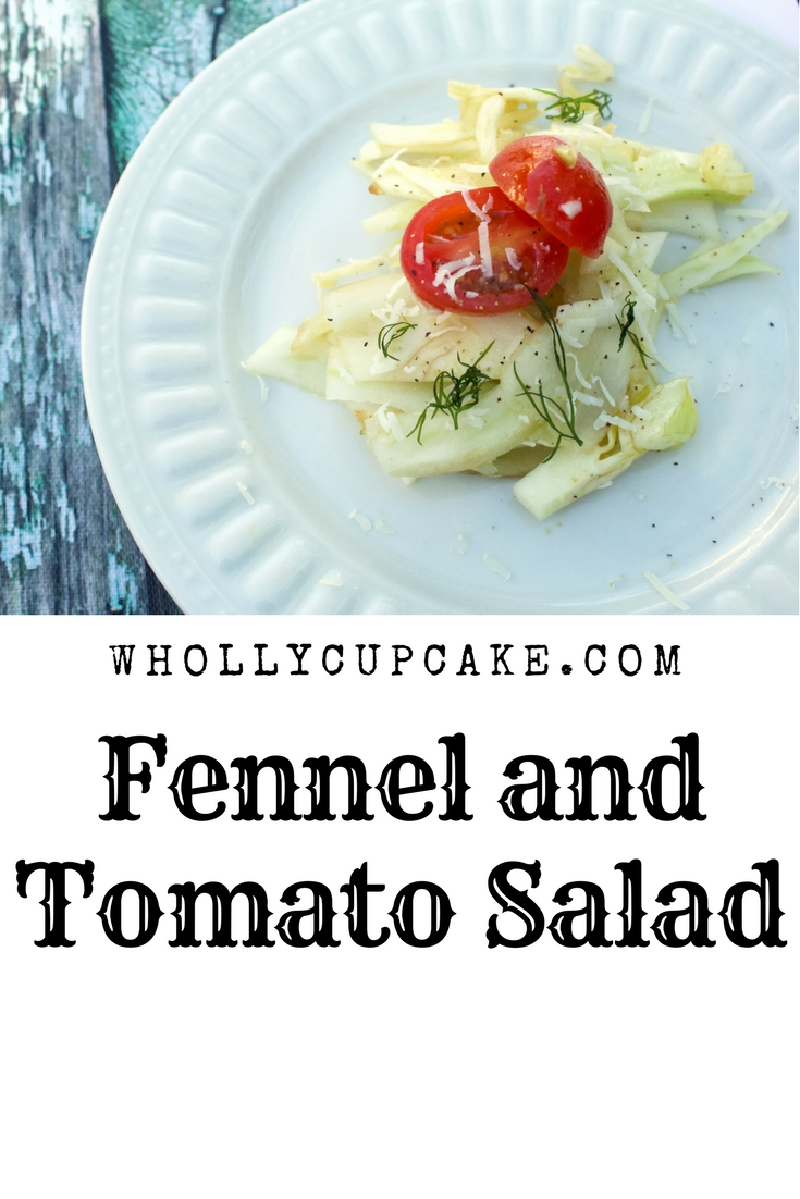 Fennel and Tomato Salad