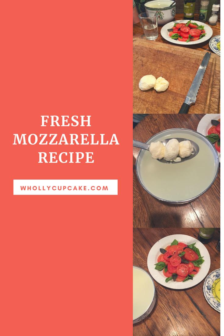 FreshMozzarella Recipe