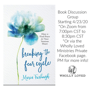book discussion invite image