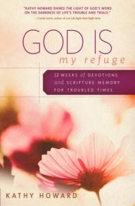 God is my refuge cover image