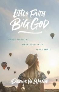 Cover image for Little Faith Big God