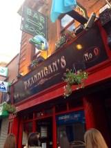 First pub