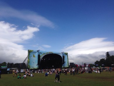 Longitude main stage